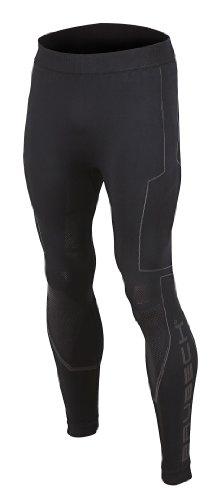 Brubeck® COOLER Biker Funktionswäsche, Größe und Farbe:S - schwarz - LS11800 + UP® Schlüsselanhänger