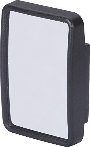 hr-imotion kompakter Toter-Winkel-Spiegel (Fahrschuhlspiegel) zur Befestigung am Außenspiegel [Made in Germany | Blickwinkel einstellbar | sekundenschnelle Montage] - 10410101