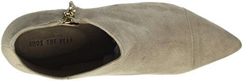 Shoe Closet Agnete S, Scarpe con Tacco Donna Beige (Taupe)