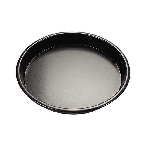Bandeja para pizza antiadherente de aluminio redondo profundo Pizza eléctrica horno Pan,...