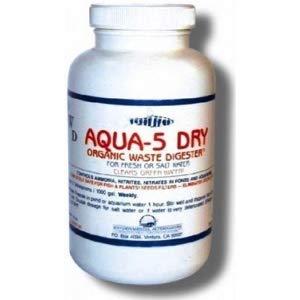 Aqua-5 Dry, 70 bis 280g ausreichend für bis zu 150.000 Liter (70 g) -