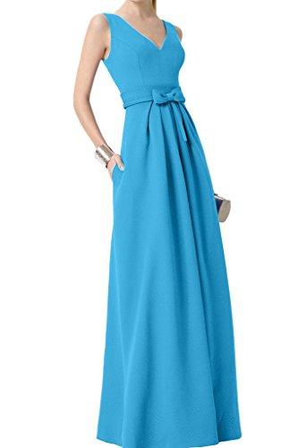 Missdressy - Robe - Femme bleu clair