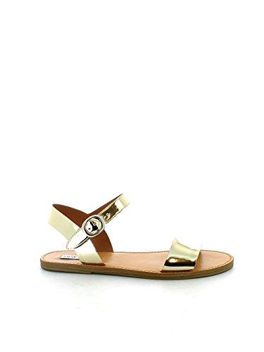 Steve Madden sandalo donddi specchio Oro