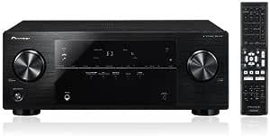 Pioneer Vsx 422 K Av Receiver Hdmi 1 4a Mit 3d Und Arc Schwarz Audio Hifi