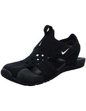 Nike Sandalias y Chanclas Para Niño, Color Negro, Marca, Modelo Sandalias Y Chanclas Para Niño Sunray Protect...
