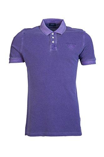 armani-jeans-men-short-sleeve-polo-3y6f03-6j0jz-size-m-purple