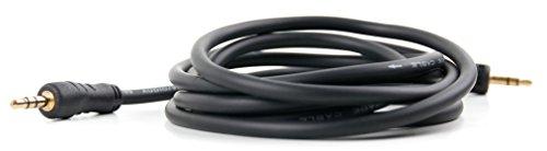 DURAGADGET 3,5 mm zu 3,5 mm Audio Verbindungs-Kabel für Bestore A8 | A9 | X8 und KV-MXCS-ZL3S (Toughgear) Smartphone