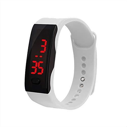 opalley Willful Fitness Armband mit Pulsuhr,Wasserdicht IP68 Fitness Uhr Smartwatch Farbbildschirm Fitness Tracker Pulsmesser Schrittzähler Sportuhr für Damen Herren Anruf