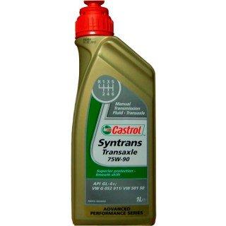 Olio di Scatola Castrol Syntrans Transaxle 75W, 90, 1 litro
