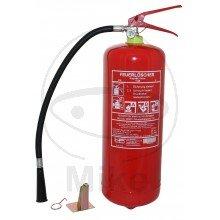 Preisvergleich Produktbild FEUERLOESCHER 6 KG MIT SCHLAUCHHALTER - 228.01.05 - Auto-Feuerlöscher 6 kg -