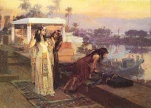 GFM Painting Handmade Oil Painting Reproductions of 1896 Cleopatra on the terraces of Philae,Oil Painting by Alfred Thompson Bricher - 12 By 16 inches