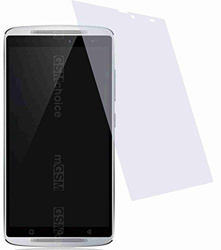 4ProTec 4 Stück GEHÄRTETE ANTIREFLEX Bildschirmschutzfolie für Lenovo Vibe X3 Displayschutzfolie Schutzhülle Bildschirmschutz Bildschirmfolie Folie
