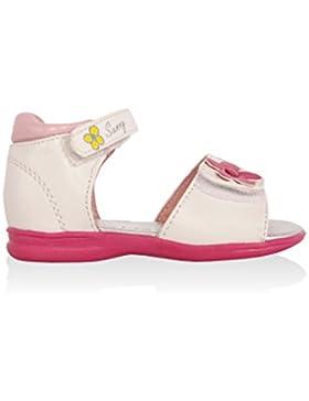 Sandalias de Niña URBAN 148260-B1070 WHITE-PINK