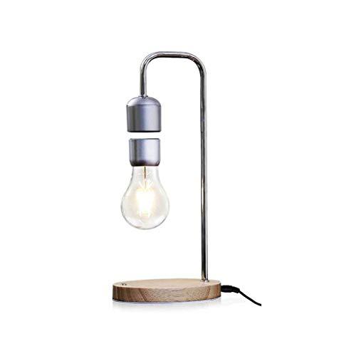 Levitating Light Bulb Table Lamp Luminosity Anti-gravity Lamp Magnetic Lamp - Gravity Box
