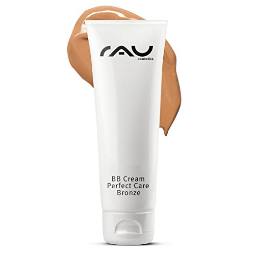 RAU BB Cream Perfect Care Bronze 75 ml - Gesichtspflege & Make-up in Einem - Perfekte Abdeckung +...