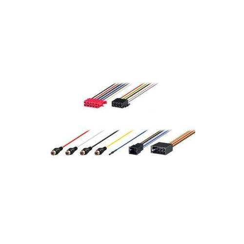 Blaupunkt Interface CD-Wechsler an Autoradio 26 polig (10 poliger Stecker) - 7607898093