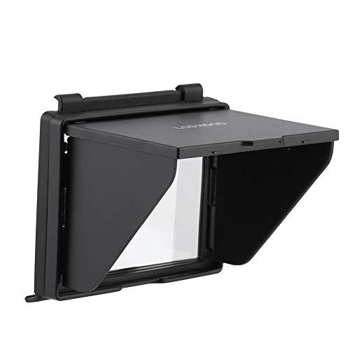 Vbestlife DSLR Camera LCD Screen Sun Shade Hood Pop-Up Visor Sun Shade Hood  Cover for Nikon D500