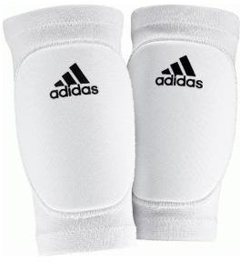 adidas Funnelneck Knee Pads, White, m