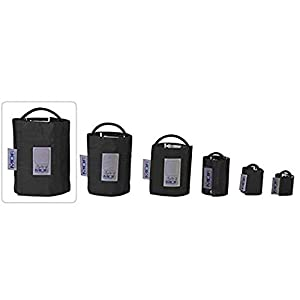 MDF® Latexfreie Blutdruckmanschette – Oberschenkel – Einschlauch(MDF2090471)