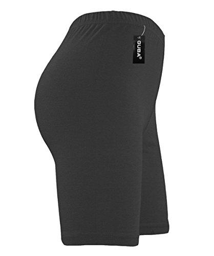 GUBA® - Short - Femme Noir