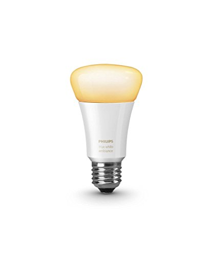 Philips Hue Ampoule connectée White Ambiance Blanc chaud / Blanc froid E27 Emballage Traditionnel