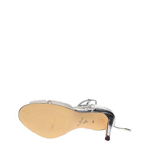 Menbur 07312 Sandalen Damen Synthetisch Grau