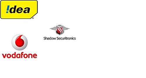 SHADOW SECURITRONICS UNLOCKED AIRTEL 4G WIFI HOTSPOT PRELOADED WITH IDEA/ VODAFONE