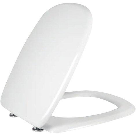 Ja sedileria Toilettenpapier Dolomite Fleo gewidmet WC-Sitz, weiß