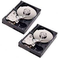 WD Raptor WD740GD 74-GB-Festplatte-intern-SATA - 8.89 cm - 150-10000 U/min, buffer: 8 MB -
