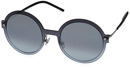 Marc Jacobs Unisex-Erwachsene Marc 29/S GO FSE 54 Sonnenbrille, Greyazu Blck/Grey Azure Silv