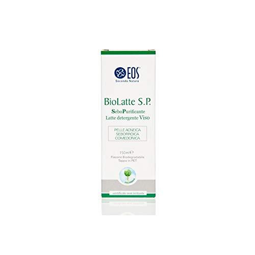 Latte detergente BioLatte S.P. 150 ml - Eos Natura Latte detergente