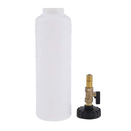Sharplace Attrezzo Riparazione Olio Per Freni A Cambio Liquido Per Freni Strumento Auto 750ML