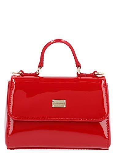 DOLCE E GABBANA Luxury Fashion Damen EB0103A147187124 Rot Handtaschen   Herbst Winter 19