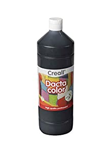 Creall havo018201000ml 20Negro Havo Basic Color Póster Pintura Botella