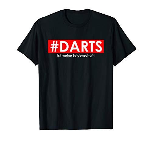 #DARTS ist meine Leidenschaft Dart T Shirt   Darten   Darts T-Shirt (Darts T-shirts)