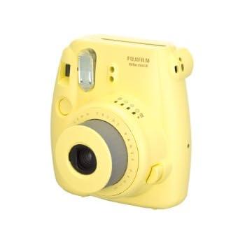 New Model Fuji Instax 8 - Yellow - Fujifilm Instax Mini ...