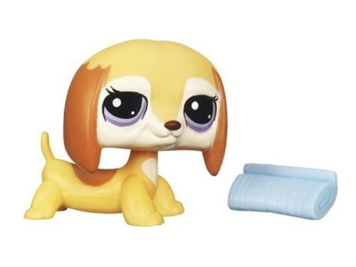 Littlest Pet Shop Special Edition #1400 - Schwan