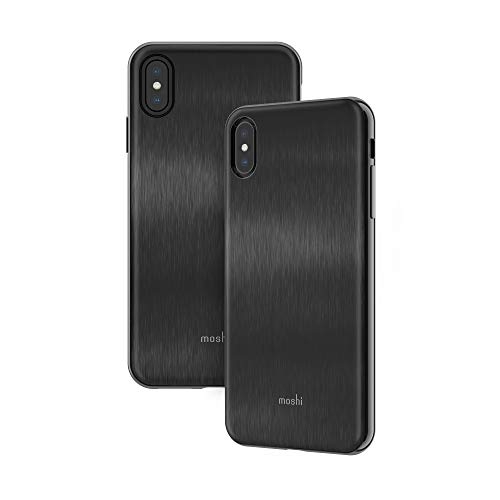 Moshi 99 mo113002 iGlaze para Apple iPhone XS MAX Negro