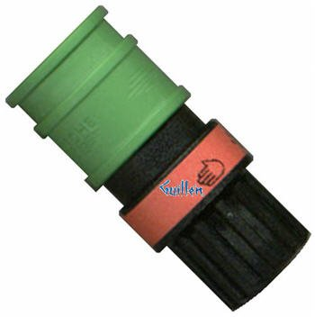 Preisvergleich Produktbild GROHE Schnappkupplung für Küchenbatterie,  mit Schlauchbrause chrom (46315000)