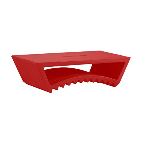 Slide Tac Table Basse Rouge Flame