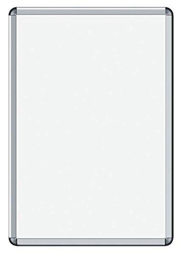 Legamaster 7-632744 Premium Posterrahmen 1, A1, 644 x 25 x 891 mm, weiß