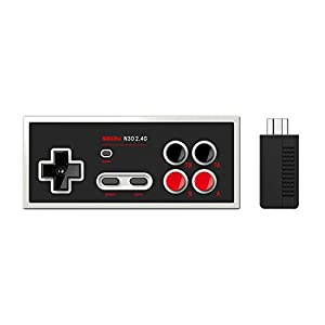 8Bitdo N30 2.4G Wireless Gamepad for nintendo_NES Edition