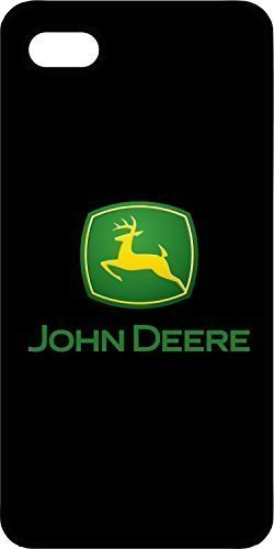 john-deere-image-black-rubber-case-for-apple-iphone-4-or-iphone-4s