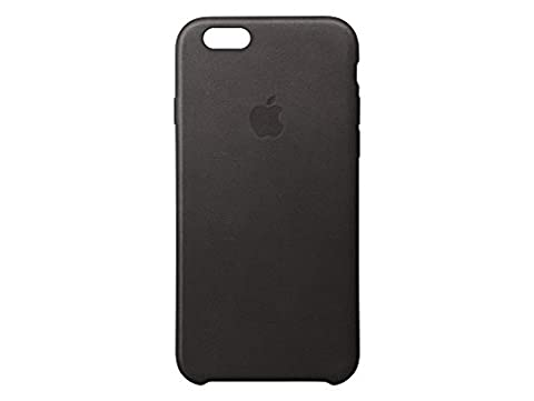 Apple MKXF2ZM/A iPhone 6 Plus/6S Plus Leder Hülle anthrazit