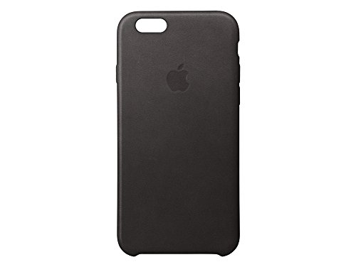 Apple MKXF2ZM/A iPhone 6 Plus/6S Plus Leder Hülle Schwarz (Cover Für Iphone 6 Plus)