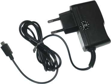 Ladegerät Ladekabel Netzteil für Sony PRS-T2 Ebook Reader / Netzlader inkl. Handy-Punkt Displayreinigungstuch - Sony Für Ebooks Reader