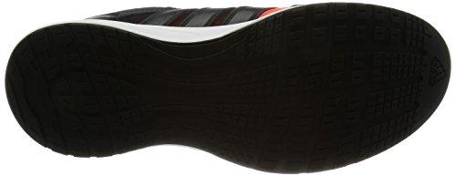 adidas Performance Galaxy, Herren Laufschuhe Rot (Solar Red/Core Black/Core Black)