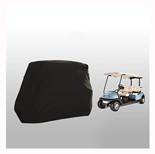 Furniture Protector Rasen Golf Car Ball Cover, 210D wasserdicht und staubdicht Sonnenschutz Oxford Tuch, geeignet for alle Standard 2 Passagier Yamaha Golf Car Covers ( Size : 242*122*168CM ) -
