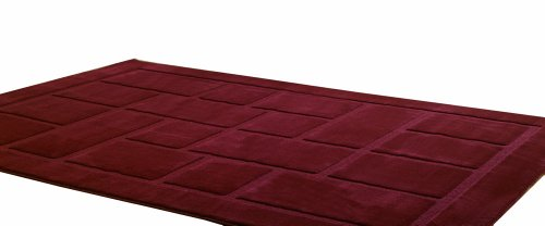 Rugs With Flair 200 x 290 cm Visiona Soft 4304, Red