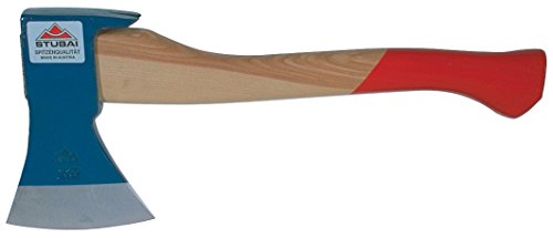 Stubai Handbeil einreifig rechts, mit Stiel, 900 g, 671701